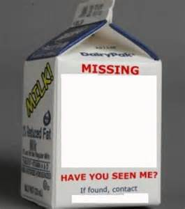 missing person milk template my picture should been on the back of a milk