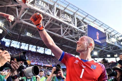 argentina vs iceland argentina vs iceland goalkeeper halldorsson reveals