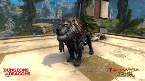 Giveaway Pc - neverwinter ash tribal lion giveaway pc