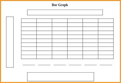 bar graph template 7 free bar graph template cook resume