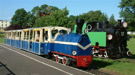 railroad children russian gauge railways in poland