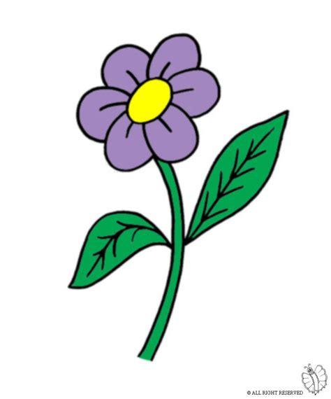 fiore disegni disegno fiori stilizzati