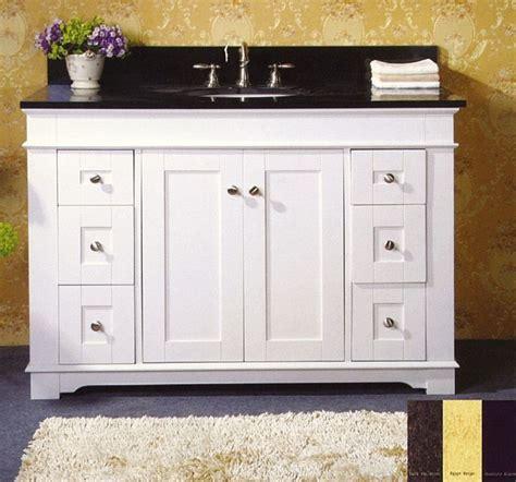 48 inch bathroom vanity cabinet only pinterest