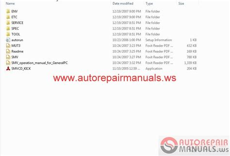 Mitsubishi Outlander 2008 Service Manual Auto Repair