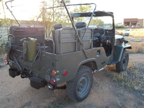military jeep 1968 mitsubishi military jeep 117172