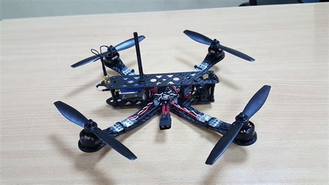 Frame Drone drone works usa gremlin 5 quot quadcopter frame kit