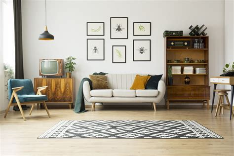 decorate  living room follow   tips