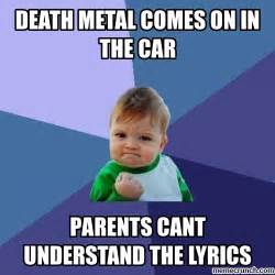 Death Metal Meme - death metal meme memes