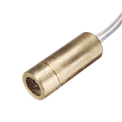 650nm Laser Diode Module 5v 650nm 5mw cross laser diode module alexnld