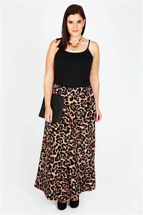 Best Leopard Maxi Skirt Photos 2017 ? Blue Maize