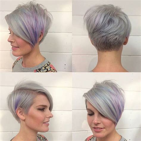 202 best short hair images on pinterest hairstyle ideas hair cut best 10 pixie cut long bangs ideas on pinterest