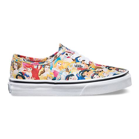 Vans Disney disney authentic shop shoes at vans