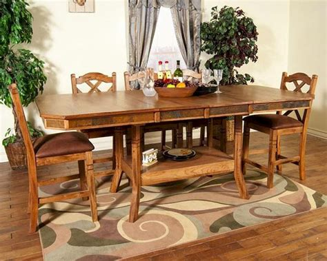 designs sedona dining table designs sedona dining room set su 1151ro set