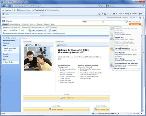 tutorial web workers image gallery sharepoint 2007 tutorial