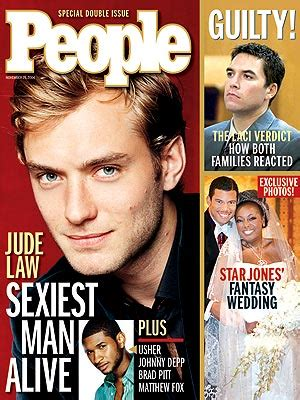 People Magazine S Sexiest Man Alive Plus Sexiest Man Cover From 1992 Till Now Global Sexiest Alive Magazine Cover Template