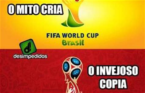 Memes Copa Do Mundo 2018 Logo Da Copa Do Mundo De 2018 Vira Meme Superesportes