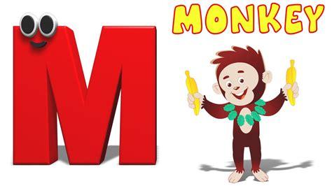 P U M A phonics letter m alphabet songs for children phonics