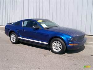 Ford Vista 2006 Vista Blue Metallic Ford Mustang V6 Premium Coupe