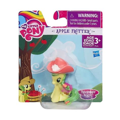 jual hasbro my pony apple fritter figure friendship magic edition mainan anak