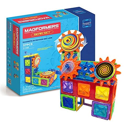 Magformers 32 Pcs Mainan Magnet Magnet Block magformers set kamisco