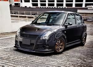 Suzuki Sport Modification Modified Car Suzuki Sport Torque