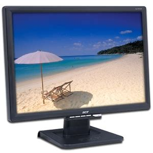 Monitor Lcd Treq 19 acer al1916wabd 19 widescreen lcd monitor 5ms 700 1
