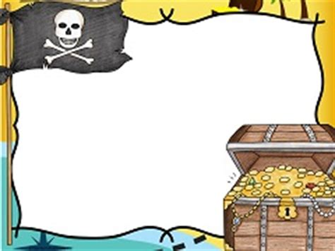 Classroom Theme Resources From Teacher S Clubhouse Pirate Powerpoint Template
