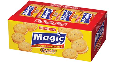 Biscuit Magic Cracker Sandwich products n