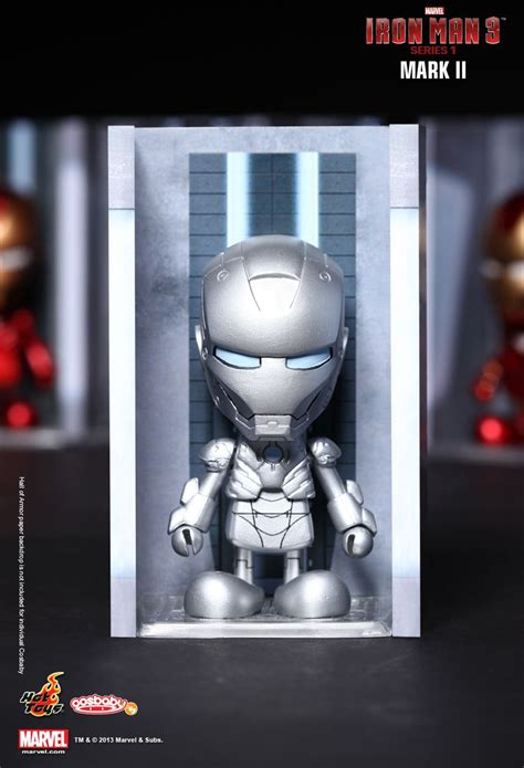 Toys Cosbaby Iron Xliii Stealth Mode toys iron 3 cosbaby series 1 figures 171 pop critica pop critica