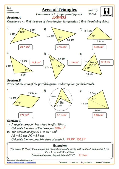 Trig Equations Worksheet by Trigonometry Worksheets With Answers Wiildcreative