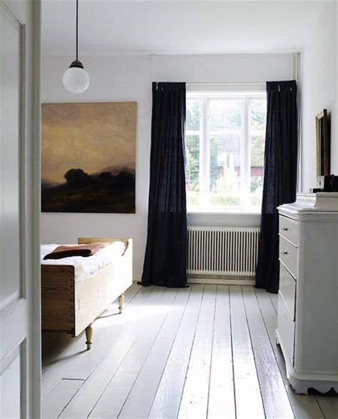 black and white curtains for bedroom 23 scandinavian inspired bedrooms messagenote