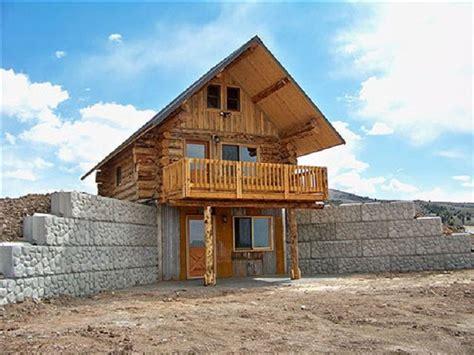 amazing log cabin home design garden architecture