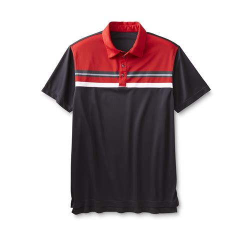 Polo Basic 4 Colour basic editions s big polo shirt colorblock shop your way shopping earn