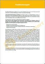 Vorlage Praktikum Beurteilung Praktikumszeugnis Muster