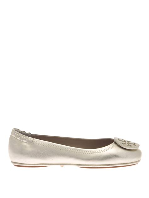 folding flats shoes minnie folding metallic flats by burch flat shoes