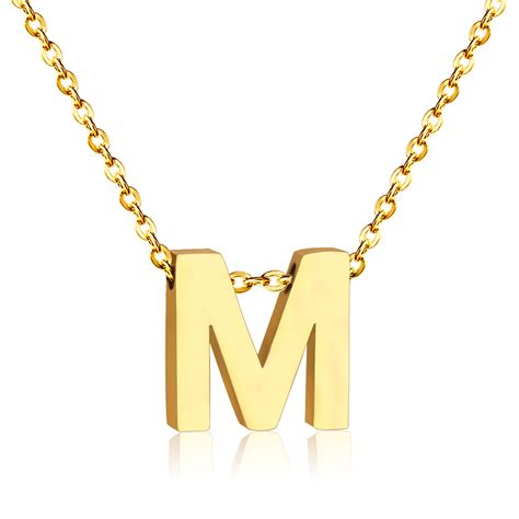 m m get cheap m necklace alibaba