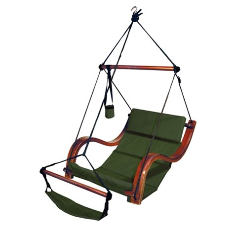swing louge deluxe lounger hammock chair