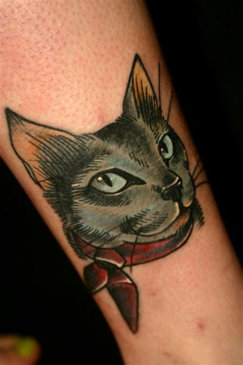 redness around tattoo 1000 ideas about cat tattoos on
