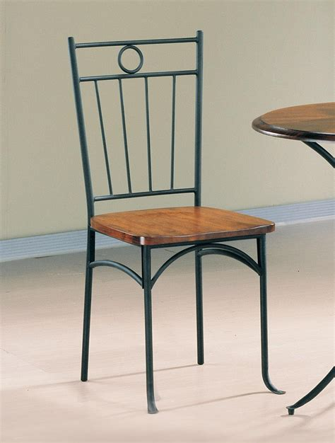 3 Pcs Dining Table Set Black Bistro 3 Pcs Dining Table Set 5939 From Coaster 5939 Coleman Furniture