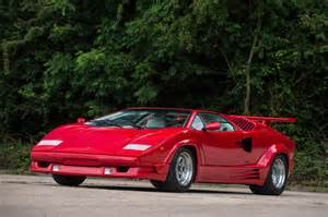 Lamborghini Countach 10 All Time Popular Vintage Cars