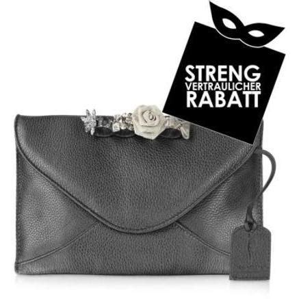 Another Clutch For The In Style by Maison Du Posh One Another Clutch Aus Leder