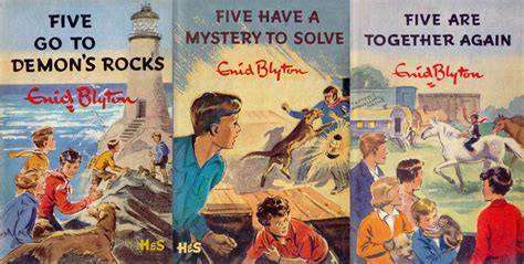 five books series synopsis the five books 19 21 world of blyton