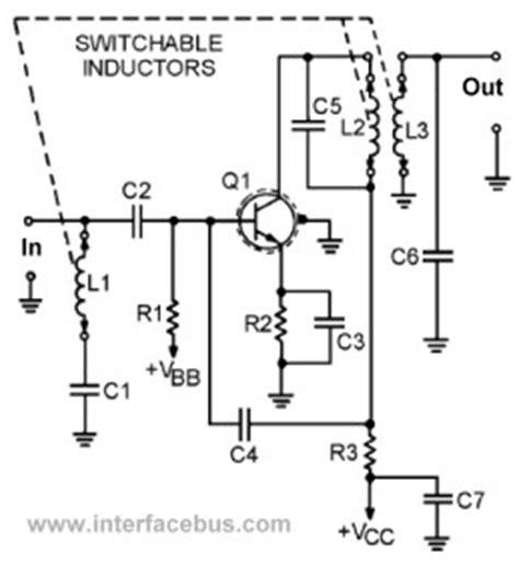 transistor rf lifier circuit glossary of electronic and engineering terms transistor