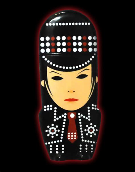 White Stripes On Usb by The White Stripes Icky Thump Usb Flash Drive Tm Shop