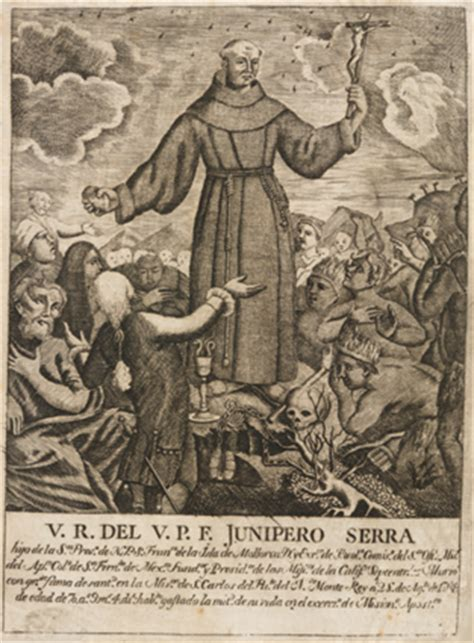 relacion historica de la vida y apostolicas tareas venerable padre fray junipero serra y de las misiones que fundo en la california monterey classic reprint edition books press release exhibition on jun 237 pero serra and the