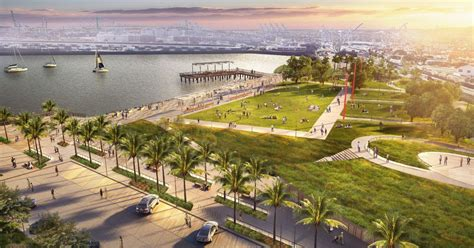 wilmingtons waterfront   transformed  sprawling