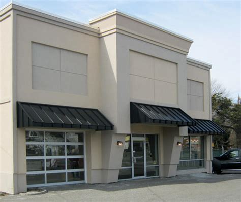 Awnings Boston by Standing Seam Metal Awnings Boston Ma