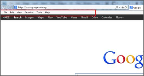 top bar of internet explorer disappeared top menu bar disappears 28 images how to enable menu