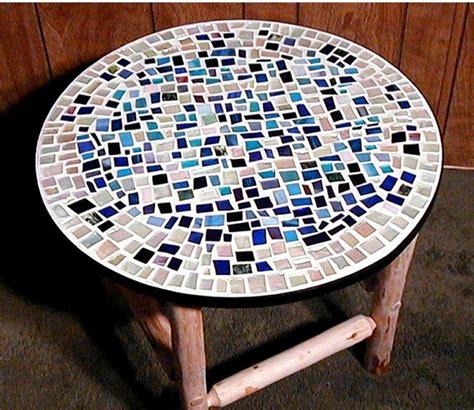 round mosaic pattern ideas kelley studios mosaics