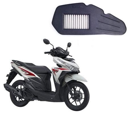 Air Filter Honda Vario 125 jual ferrox air filter honda vario 125 fi hm 8112 fbhon